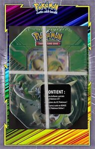 Pokebox-Blindepique-EX-4-Boosters-Pokemon-Neuf