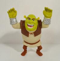 "2010 Shrek 4.75"" McDonald's Action Figure #3 Shrek 4 Forever After"