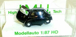 BMW-Isetta-Noir-imu-Modele-Europeen-H0-1-87-Emballage-D-039-Origine-GB-5-A