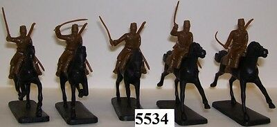 Armies In Plastic 5534 - Mounted Russian Cossacks 1854 Figures/wargaming Kit