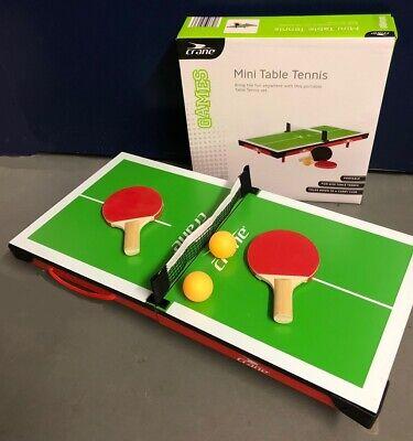 3 Ping Pong Balls 2 chauves-souris Personnalisé Poignées Tennis de Table Set Net /& Clamps
