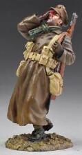 THOMAS GUNN WW1 BRITISH GW036A CASUALTY IN GREATCOAT MIB