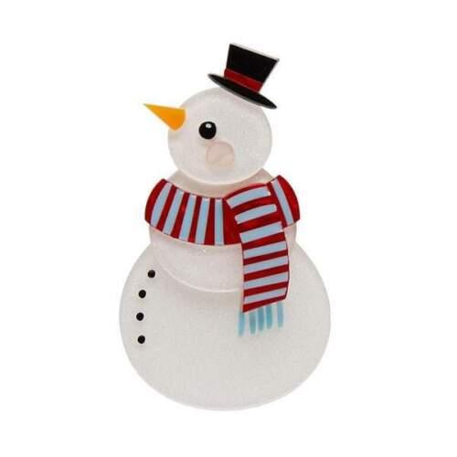 Erstwilder Pete Cromer X Snuggy Snowman BNIB 2020 FREE Express Postage