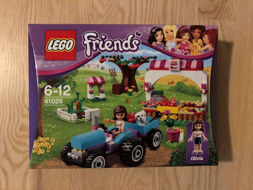 Lego Friends, 41026 Sunshine Harvest