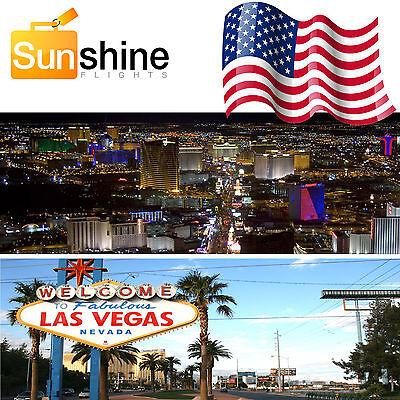Flug Vegas