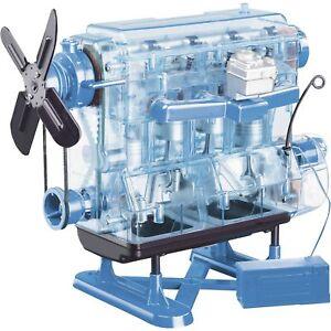 Kids Children Smithsonian Motoworks 4-Cylinder Engine ...