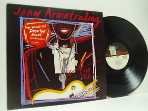 JOAN-ARMATRADING-the-key-australian-pressing-LP-EX-VG-RML-53101-vinyl-1983
