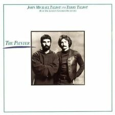The Painter by John Michael & Terry Talbot (CD, New factory sealed