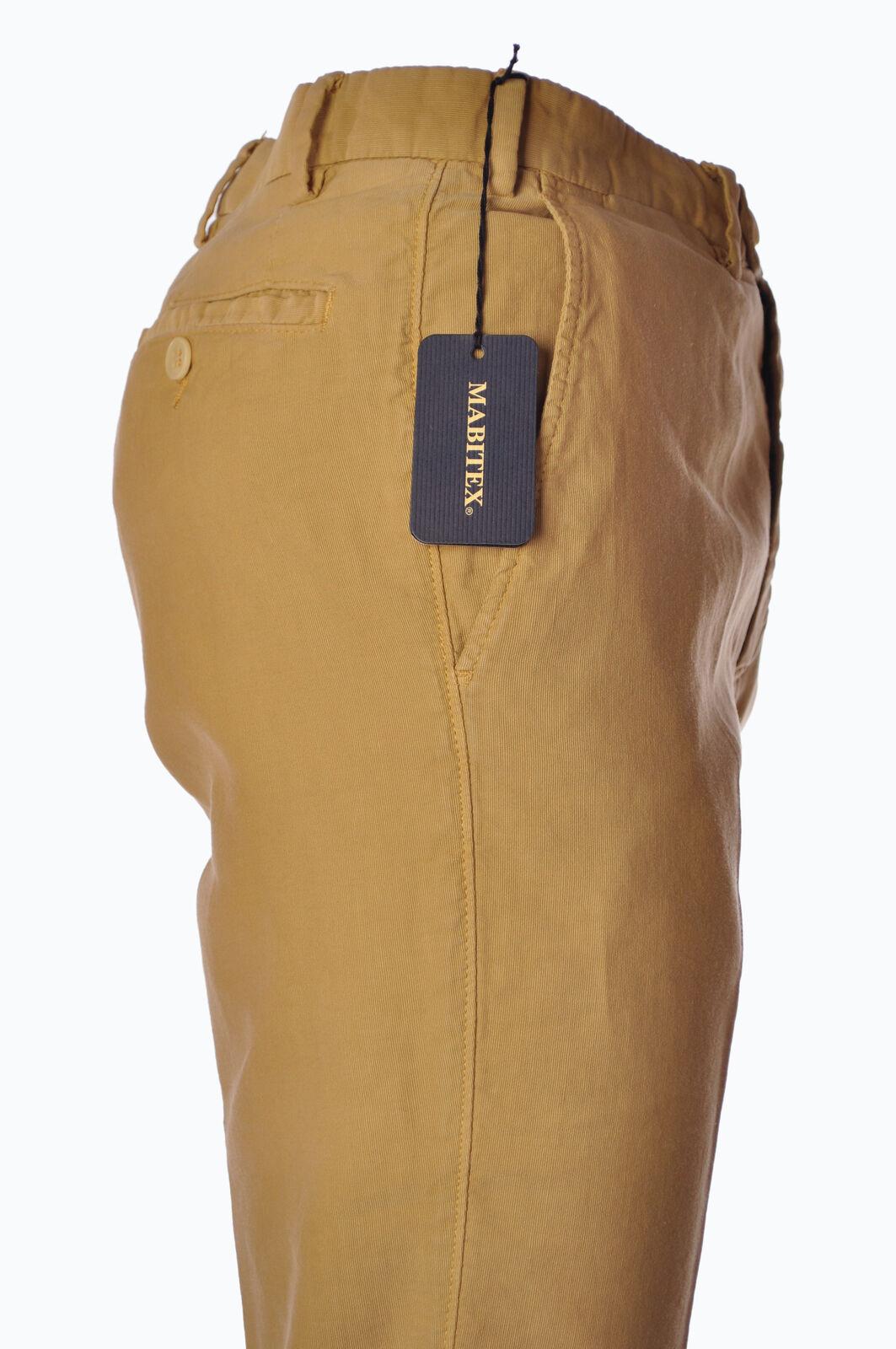 Mabitex  -  Pants - Male - Beige - 2909402A183945