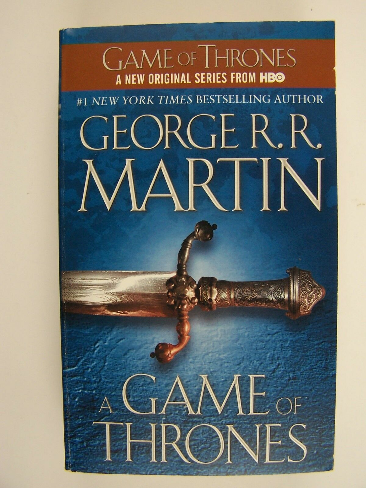 George R. R. Martin A Game of Thrones Song of Ice and F