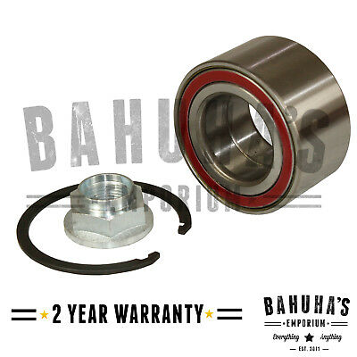 FORD FIESTA MK6 MK7 2008/>ONWARDS X2 FRONT WHEEL BEARING KIT PAIR 1582282