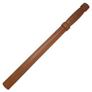 Garrote Wood Training Kali Escrima Arnis Silat Stick Yakal Bokken with Handle