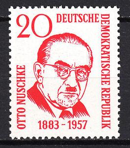 DDR 1958 Mi. Nr. 671 Postfrisch ** MNH