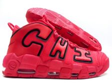 size 40 36584 fd8d9 Mens Nike Air More Uptempo Chi QS Red Chicago Size 13 Deadstock Authentic