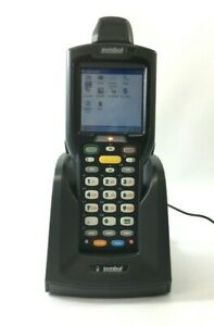Symbol-Laser-Barcode-Scanner-MC3000-With-Charging-Dock-CRD3000-1000R-5339