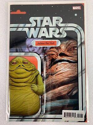 Star Wars # 51 NM Jabba The Hutt Action Figure Variant JTC PRE-SALE wraparound