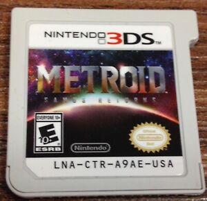 Metroid-Samus-Returns-Nintendo-3DS-2017-Cart-only-Tested-SHIPS-FAST