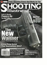 SHOOTING ILLUSTRATED,  FEBRUARY, 2014 (FIND A SHOOTING STANCE THAT WORKS FOR YOU