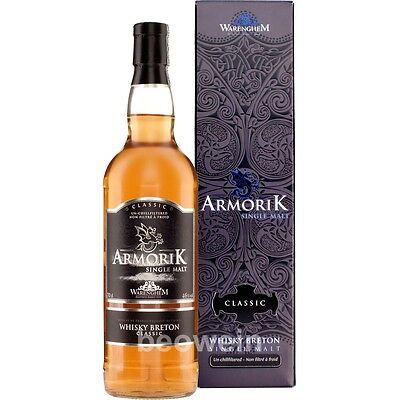 Armorik Classic Single Malt Whisky 0,7 l Bretagne Frankreich