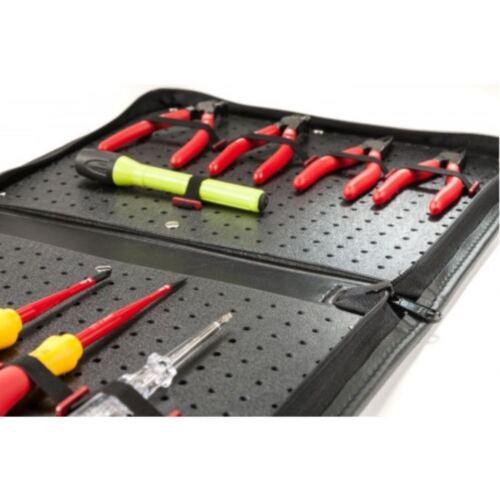 PARAT Werkzeugtasche Präsentationsmappe 550x320mm Kunstleder schwarz