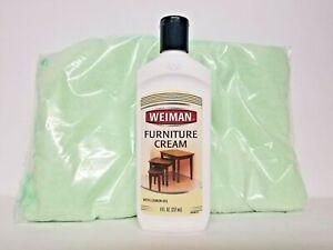 Weiman Furniture Cream With Lemon Oil