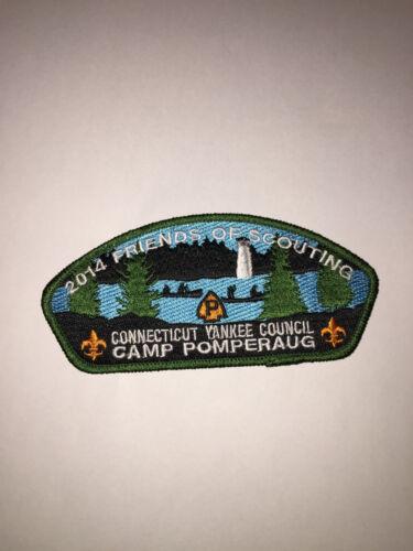 Owaneco 313-2014 Camp Pomperaug FOS CSP Connecticut Yankee Council 72