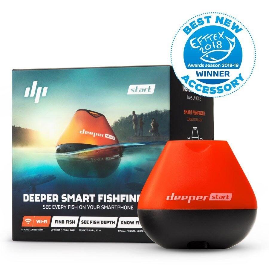 Deeper Deeper Deeper Start Smart Fishfinder mit Wi-Fi für Smartphone und Tablet 8a6623