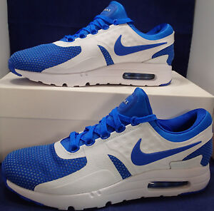 Air Zero 9 Sz 901 853860 Blu Id Max Bianco Nike pqxwgdUUF
