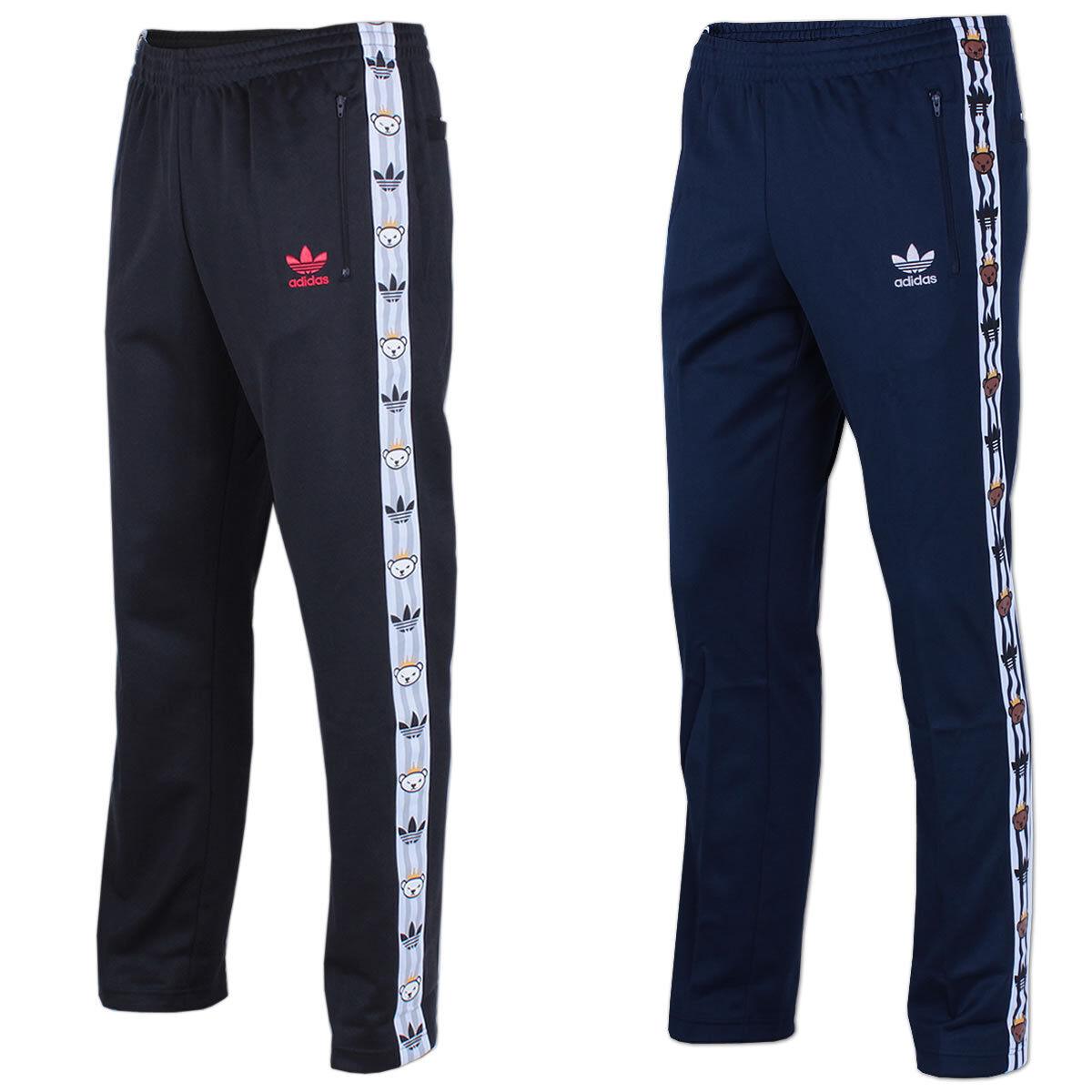 adbaf4781aeb7c Adidas Originals Trainingshose Retro Bear Bear Bear Track Pant Trefoil Hose  Jogginghose a9dd41