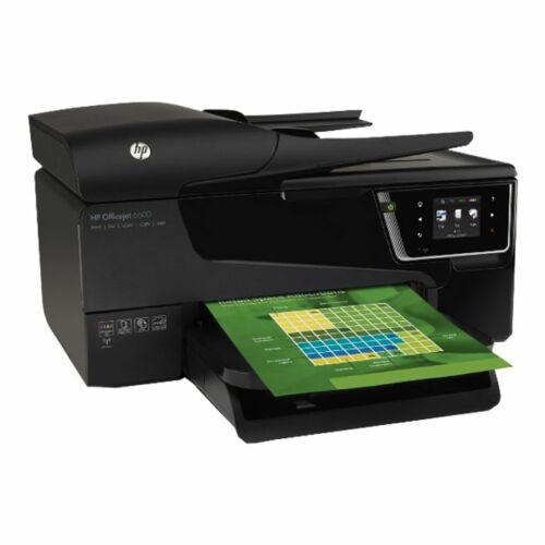 1 von 1 - HP Officejet 6600 e All in One Drucker CZ155A USB ePrint AirPrint Fax WLAN