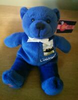 Symbolz Colorad the Centennial State Beanie Teddy Bear Plush Toy W/ Tags 2003