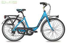"Bicicletta trekking TKK Elios DELUXE EVO 26"" 7 V 2016"