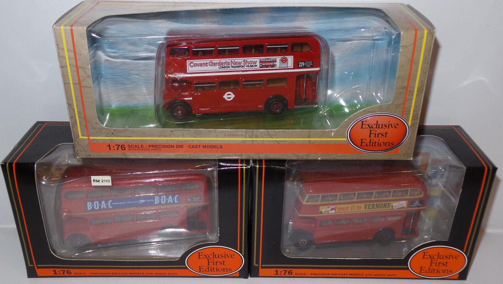 Autobuses  ruta Master B.O.A.C, Rm Routemaster, Lt Std, 20201, 31504, RM2110 (DT)