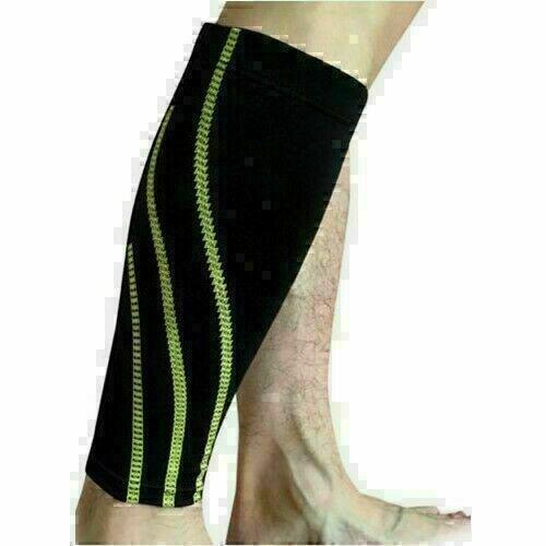 1 piece Sports Leg Calf Leg Brace Support Stretch Sleeve Compression Running