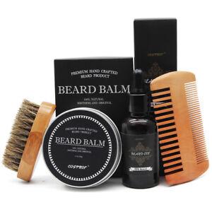 Beard-Grooming-amp-Trimming-Kit-for-Men-Beard-Oil-amp-Balm-Beard-Brush-amp-Free-Comb