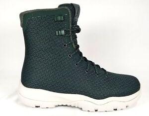 854554-300 Nike Mens Jordan Future Boot Grove Green Grove Green  06742ce18