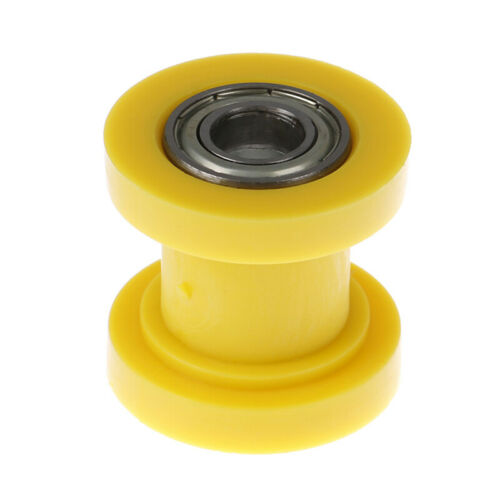 10mm Chain Roller Slider Tensioner Adjuster Pulley Wheel Guide Pit Dirt BikeNIU
