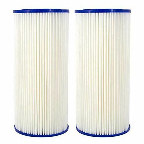 Fits OmniFilter RS6 RS6-R-05 Pleated Whole House Water Filter 30 Micron  2 PACK
