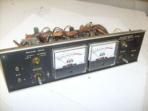 VINTAGE-TEAC-A-2070-REEL-TO-REEL-TAPE-PLAYER-ORIGINAL-VU-METERS