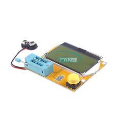 LCR-T4 ESR Meter Transistor Tester Diode Triode Capacitance SCR Inductance M328