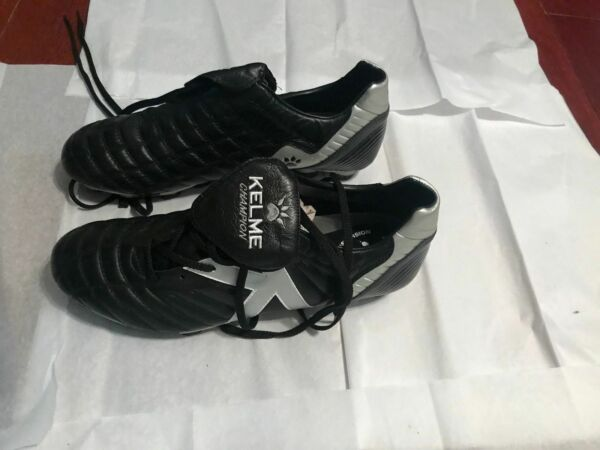 Buy Men s KELME Cleats Model Champion TRX Size 11.5 Black online  1d8d62efc5706
