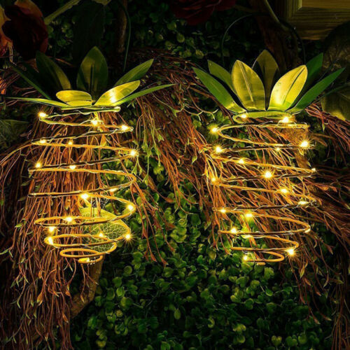 LED Solar lights and Wind Chime for Home Party Night Garden Yard Decoration