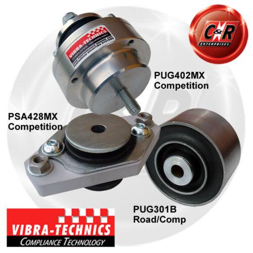 Peugeot 306 Vibra Technics Full Engine Mount Race Kit