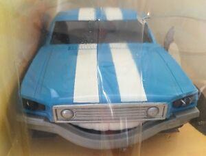 mustang micro machines tex talking car motor mouths blue racing