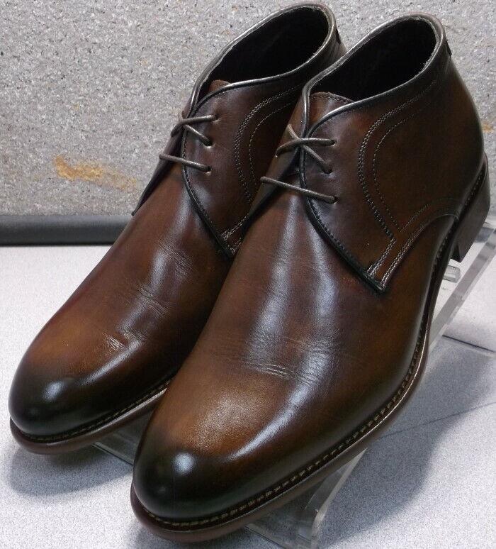 241946 wtibt hommes 60 Taille 9 m marron bottes Made in  Johnston Murphy Walk test