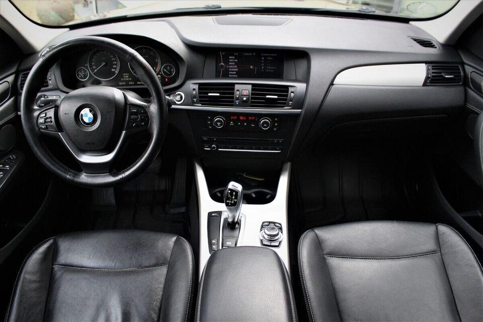 BMW X3 3,0 xDrive35d aut. Van Diesel aut. Automatgear