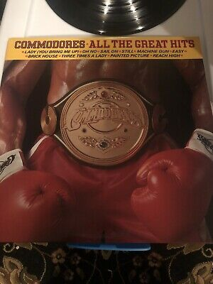 The commodores all the greatest hits zip line