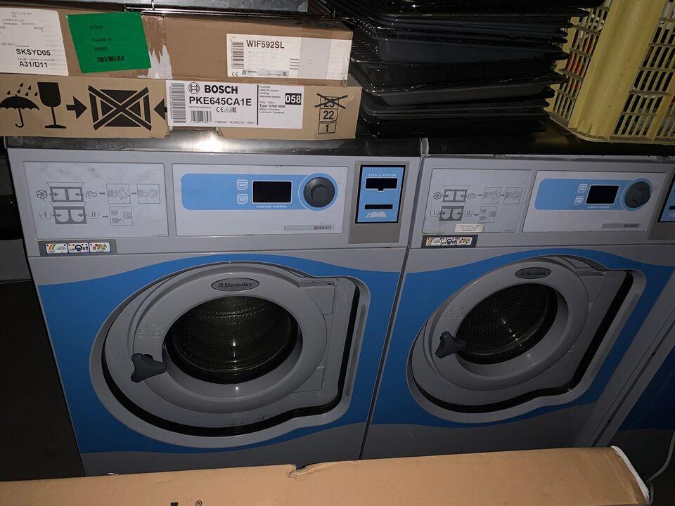 Electrolux vaskemaskine, W465h, vaske/tørremaskine