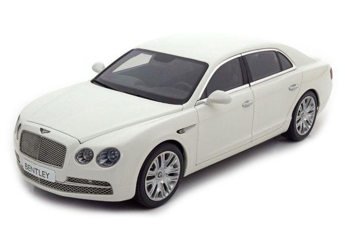 Bentley fliegen Spur W12 - 1 18 - Kyosho