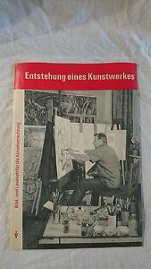 Bild-und-Leseheft-fuer-die-Kunstbetrachtung-Entstehung-eines-Kunstwerkes